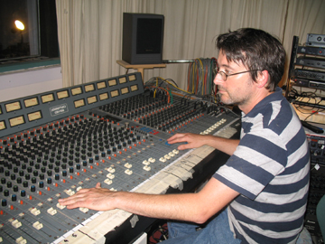 Darren Mcshane audio engineer